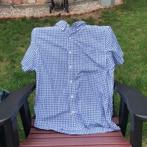 IZOD Short sleeve Dress Shirt
